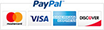 Pay by credit card via PayPal